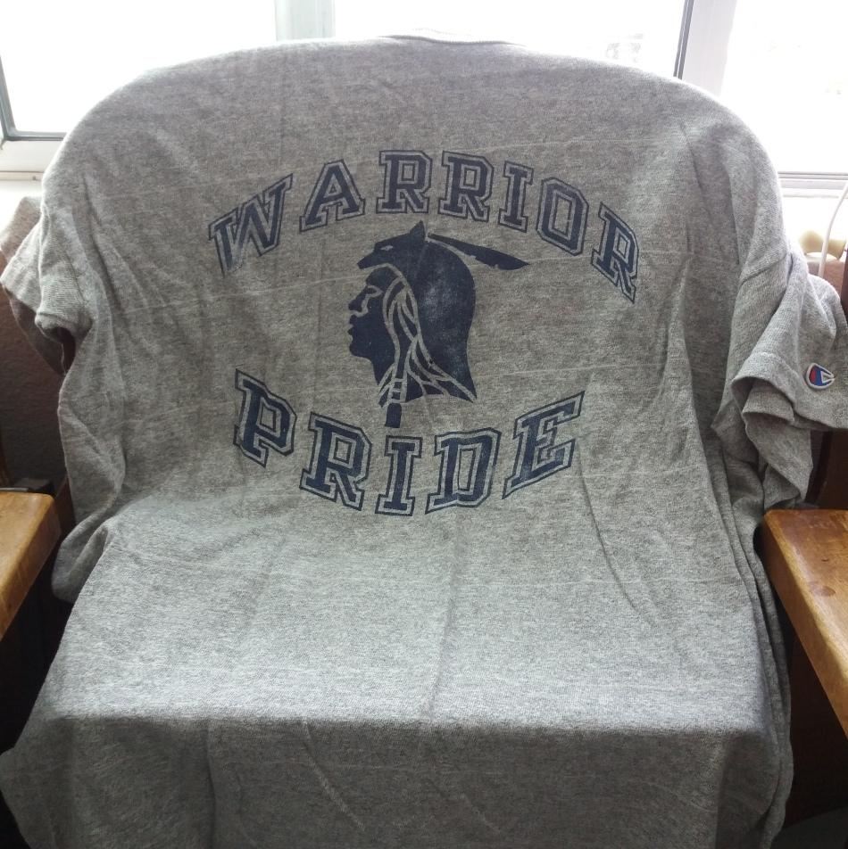 Marquette University Warrior Pride Tshirt
