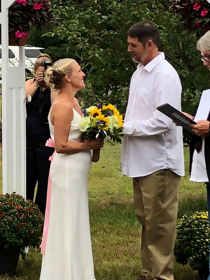 Denise and Jay wedding