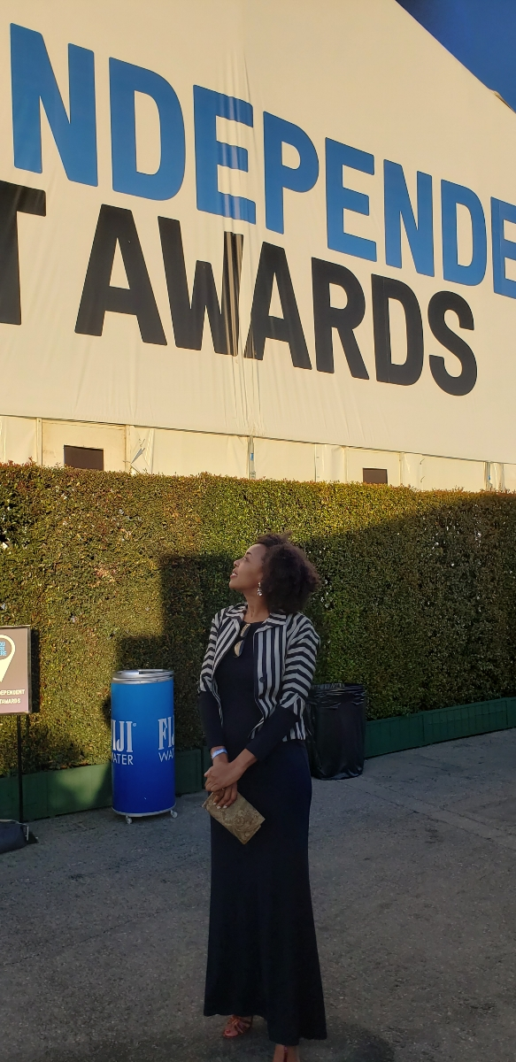 What I learned by showing up at the Spirit Awards
