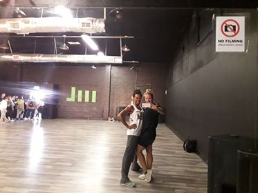 At Movement Lifestyle Dance Studio in North Hollywood